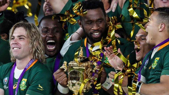 SA Rugby Names 46-Man Squad To Take On British & Irish Lions