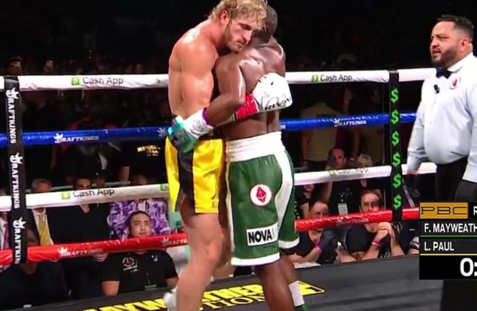 Fight Was Like Paint Drying In May Weather On YouTube