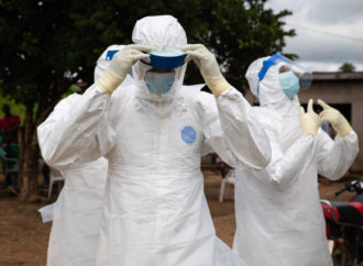 Bank Moves To Help Guinea Tackle Resurgent Ebola