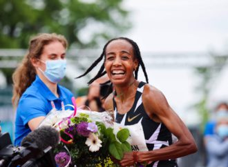 Sifan Hassan Smashes 5-year Record In The Netherlands