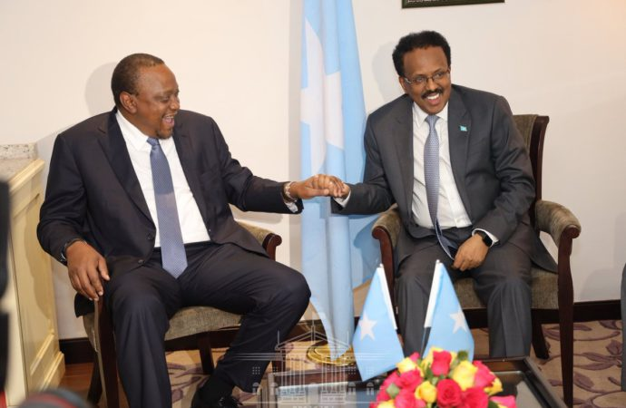 Kenya Accepts Somalia Olive Branch, Will Re-Open Embassy
