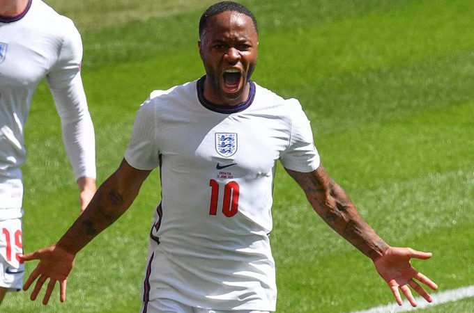 Sterling England Effort, Raheem Goal Enough To Beat Croatia