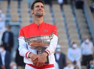 Djokovic Battles Back To Win Roland Garros Trophy