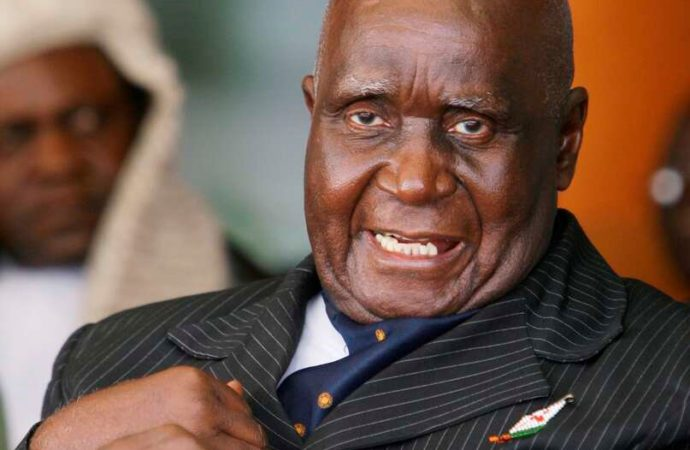 Dark Cloud Over Zambia As Much Loved 'KK' Is Hospitalised