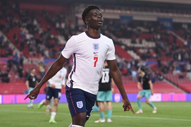 Southgate Takes Flak For Leaving Out Saka In Goalless Draw