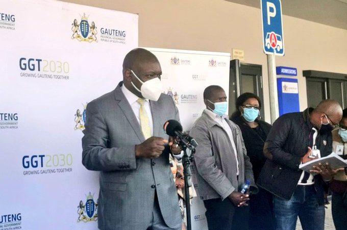 Gauteng Is On High Alert, Obey Law, Says Premier