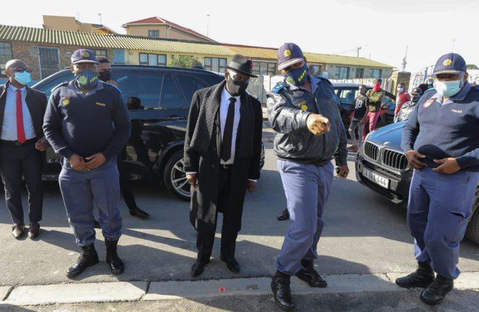 Gugulethu Residents Shaken After 8 People Are Shot Dead