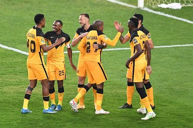 Kaizer Chiefs Are Through To The Caf Final