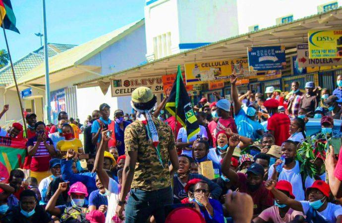 Eswatini PM Denies Under Pressure King Ran Away