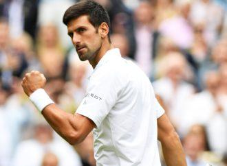 Djokovic Survives Injury Scare, Beats SA's Anderson