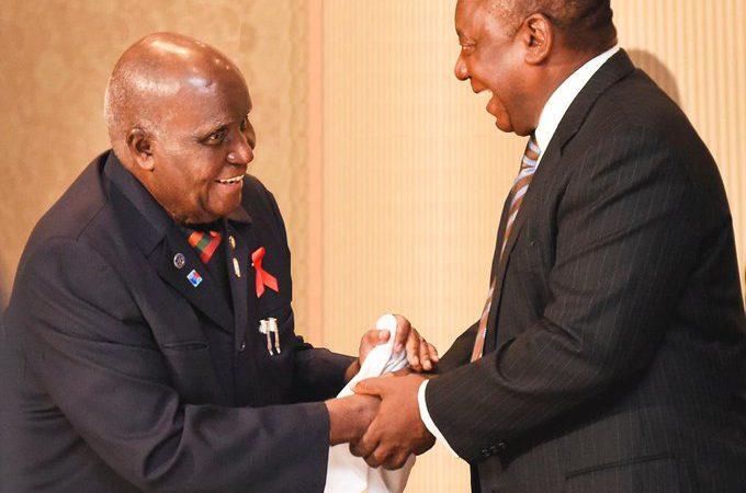 Ramaphosa Off To Zambia For Kaunda Funeral