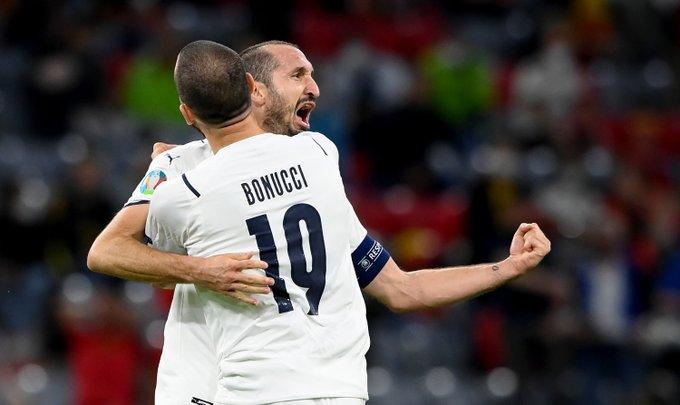 Italy Stun Belgium, Secure Semi-Final Spot