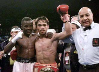 Boxing Legend 'Hands Of Stone' Ledwaba Felled By Virus