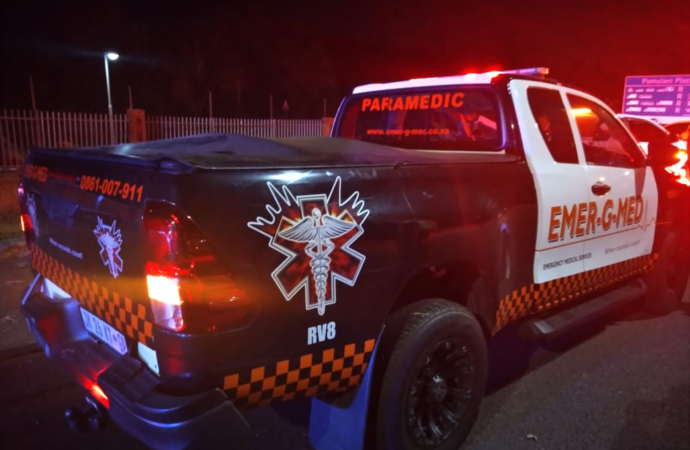 Horror Taxi Crash Leaves 8 Dead In Pretoria East
