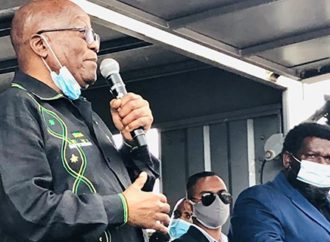 Zuma Tells Supporters He Is Not Going To Jail Today