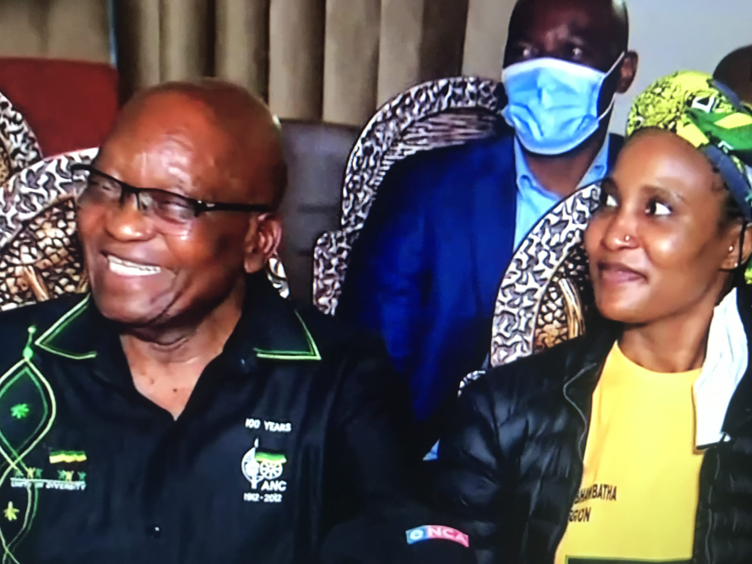 Sending Me To Jail Is A Death Sentence, Says Zuma