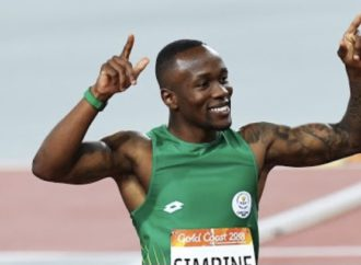 Simbine Dips Under 10 Seconds in 100m Record Dash