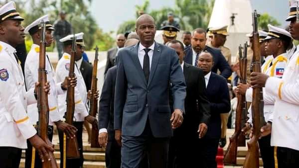 Gunmen Murder Haiti President Moïse In His Home