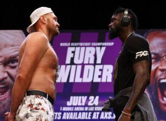 Fury Over Tyson Positive Covid-19 Test, Fight OFF