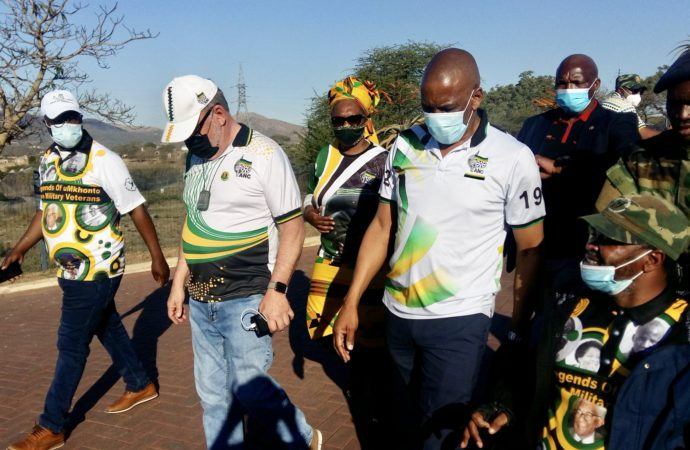 Magashule Has Ace Up His Sleeve, Appealing Ruling