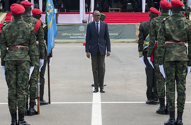 Rwanda Sends Troops To Fight Armed Extremists In Mozambique