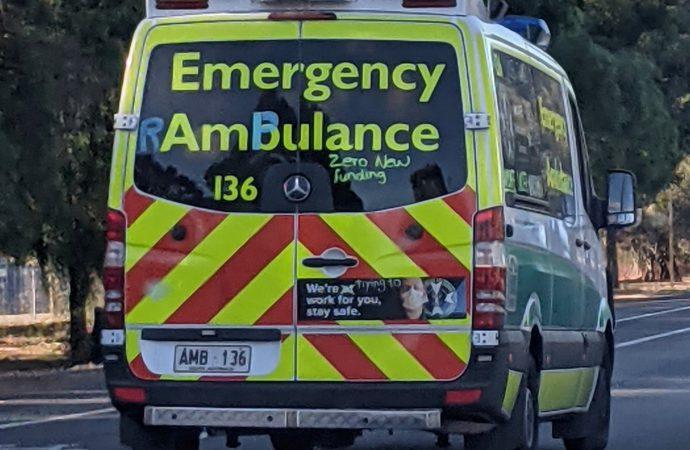 Covid-19: SA Hospitals Full, Sick Dying In Queues