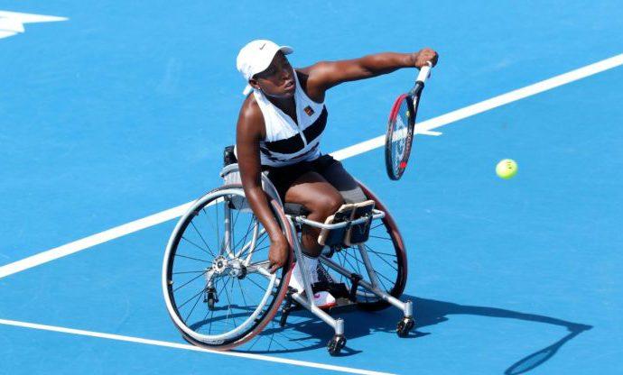 Tennis Ace Kgothatso To Make Wimbledon History