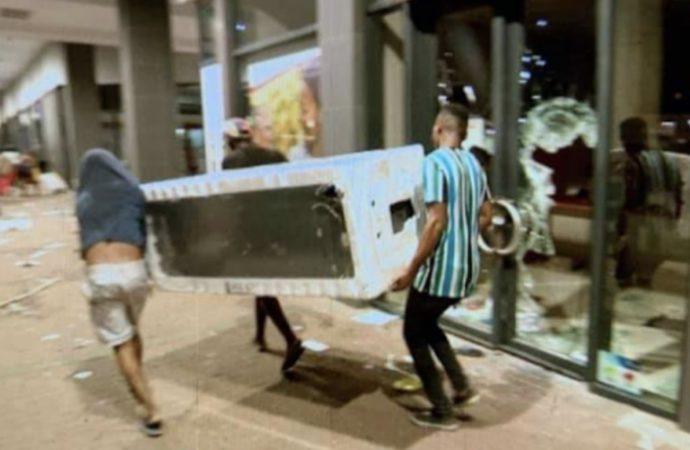 SA Looting: 45 Deaths, Cops Zero In On Instigators