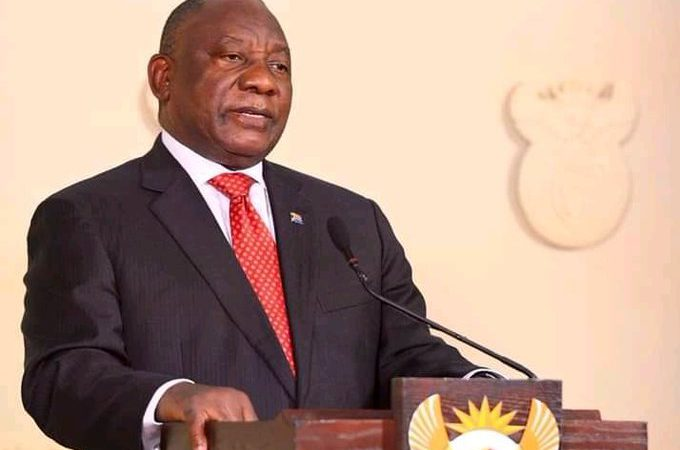 Ramaphosa Axes Defence Minister, Replaces Tito