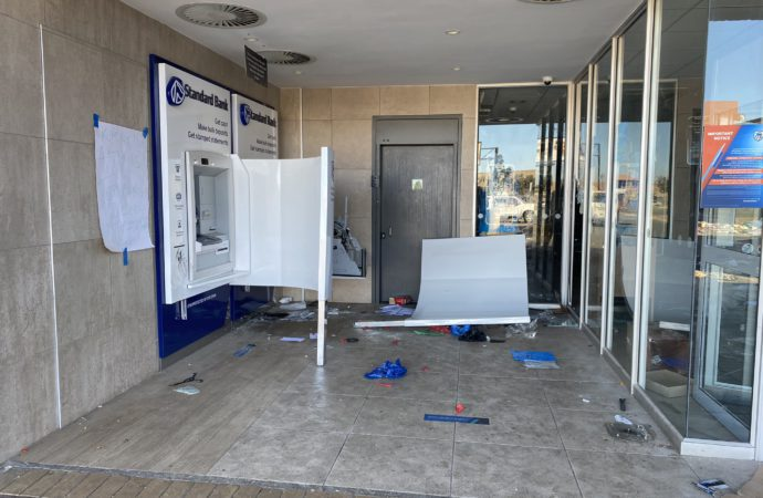 SA Looting: Money Stolen From ATMs Can't Buy