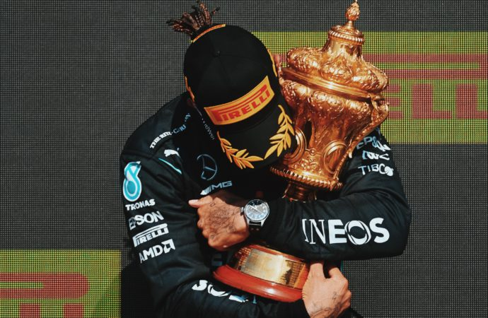 Hamilton: F1 Is Dangerous, Happy Max Is Fine