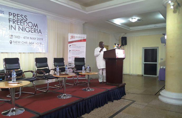 Nigeria Tightens Noose Around Free Press