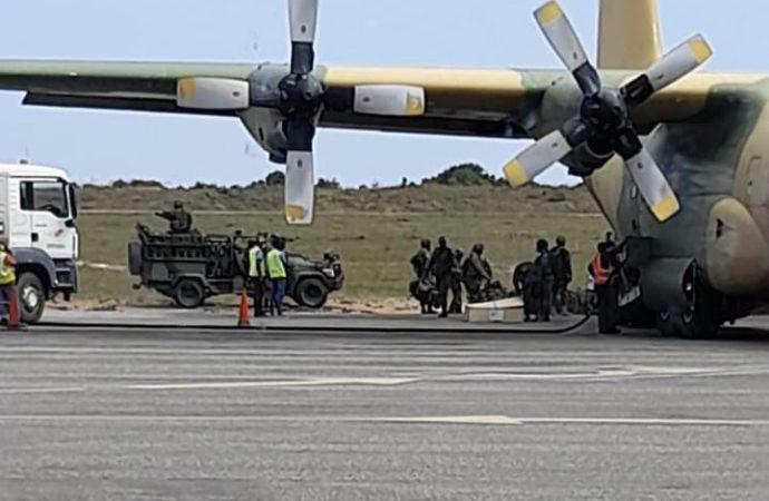 Botswana Deploys Soldiers To Volatile Mozambique