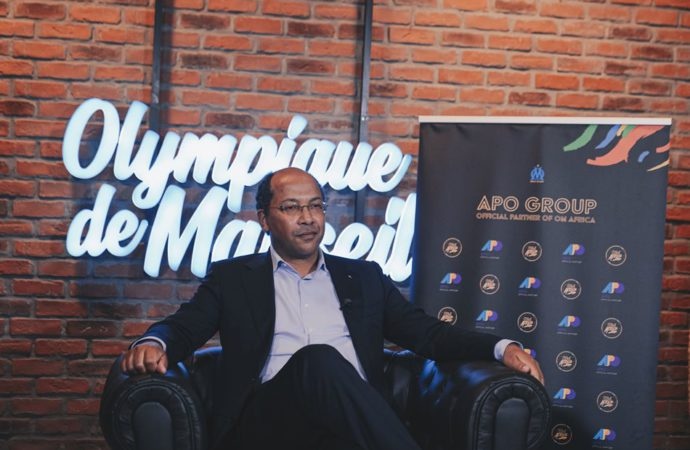 APO Group Enters Partnership With The Bulrushes