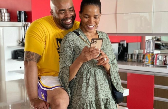 Connie Pours Her Heart Out For Hubby Shona