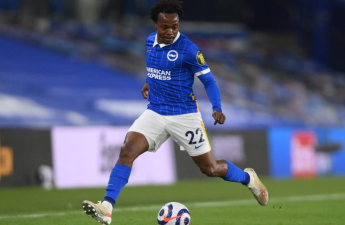 On Form Tau Has Chance To Start For Brighton