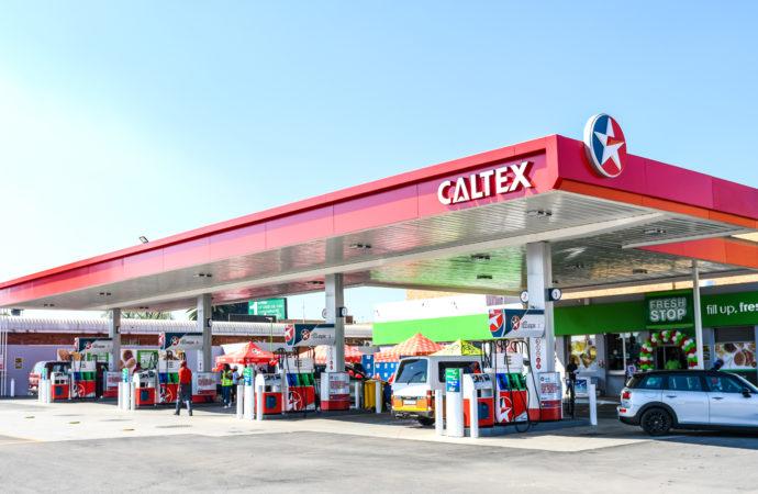 Goodbye Caltex Welcome Astron Energy