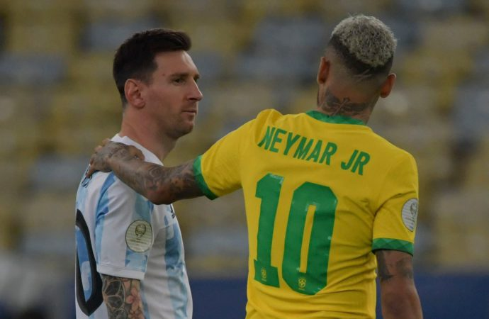 Messi Heads For Neymar Reunion At PSG
