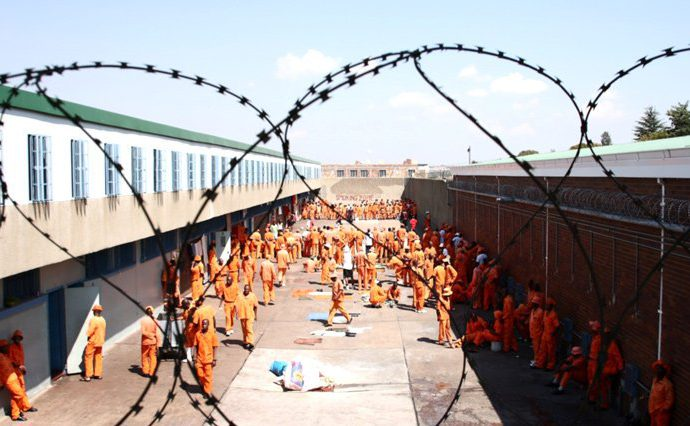Leeuwkop Inmate Arrested For Prison Officer's Murder