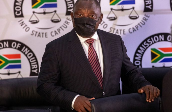 Ramaphosa Considered Quitting After Gupta Leaks