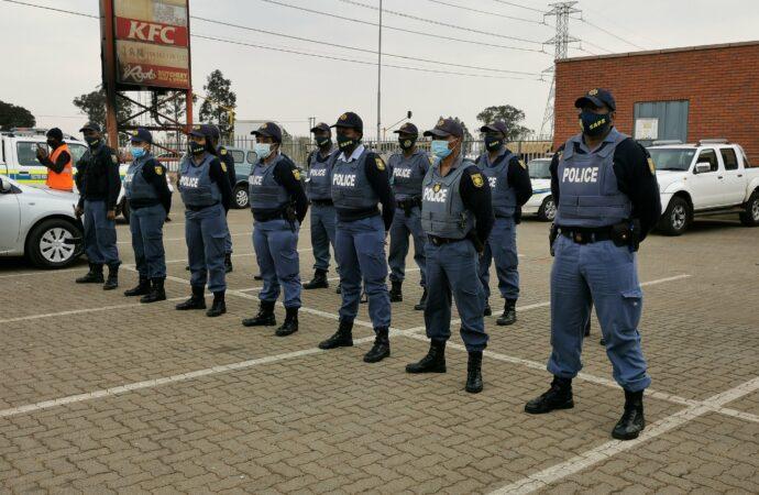 Shutdown Calls Ignored, SA Rights Body Relieved
