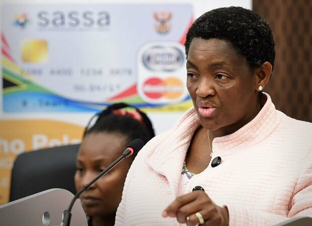 Bathabile Not Lying, In Hospital With Covid-19