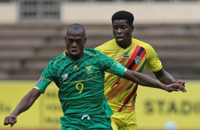 Bafana Drew In Zim, Have To Beat Ghana On Monday