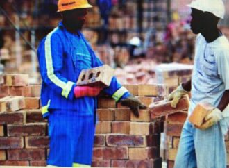 Retirement Fund Builds New Vaal Township