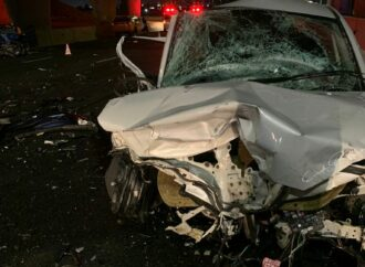 Germiston Car Collision leaves 1 Dead, 2 Critical