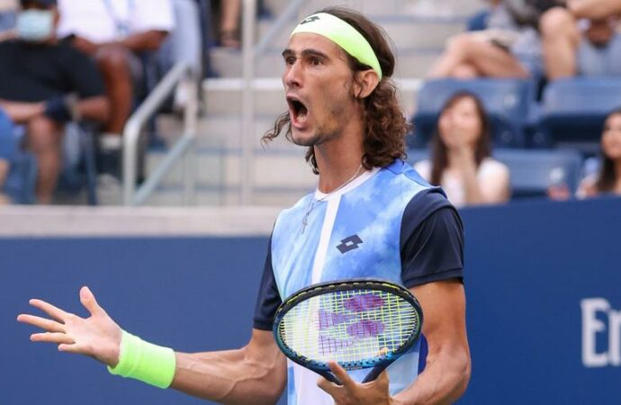 Lloyd Harris Reaches US Open Quarterfinals