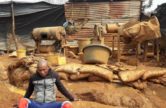 Illegal Gold-bearing Lab: Lesotho Man Nabbed