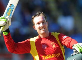 SA Cricketers Pay Tribute To Zim's Retired Taylor