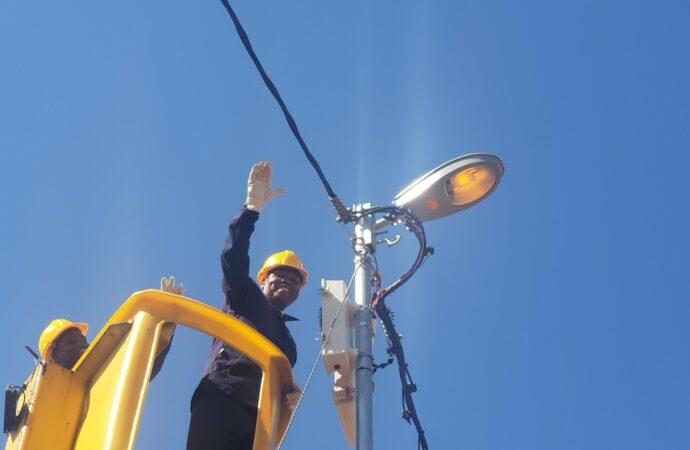 City Of Joburg Turns Lights Back On In Dark Soweto