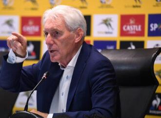 Bafana Coach Broos Names Squad To Face Ethiopia
